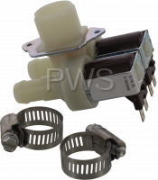 IPSO Parts - Ipso #209/00110/00P Washer VALVE INLET 2-WAY METRIC 230V