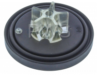 IPSO Parts - Ipso #209/00316/02 Washer DIAPHRAM REPLACE