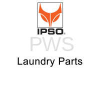 IPSO Parts - Ipso #111/10095/10 Washer PANEL LOWER FRONT COIN EPOXY
