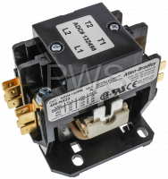 American Dryer Parts - American Dryer #132498 24V 2-POLE DP CONTACTOR (ADC)