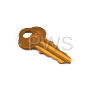 Dexter Parts - Dexter #6292-006-006 Dryer Key, Lower Service Door