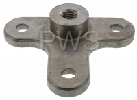 Unimac Parts - Unimac #F150202 Washer CASTING BRKT LO DR LATCH SS UW