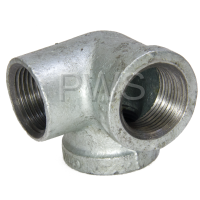 Unimac Parts - Unimac #F420509 Washer ELBOW GALV 90DEG SO 3/4