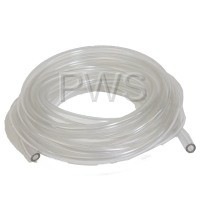 Unimac Parts - Unimac #F422404P Washer TUBING PVC 3/16ID 10 FEET LONG