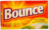 Miscellaneous Parts - Bounce Dryer Sheets