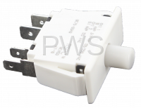 Huebsch Parts - Huebsch #M406103 Dryer SWITCH DOOR-30XG MICRO (NCNR)