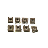 Dexter Parts - Dexter #8640-399-005 Washer Nut, Spring- To Control Panel 10/32