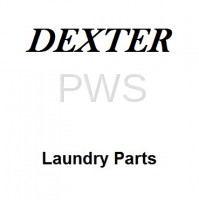 Dexter Parts - Dexter #9108-100-004 Dryer Door, Upper Service - SS