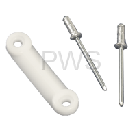 American Dryer Parts - American Dryer #881987 FRICTION DOOR LATCH KIT