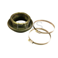 Wascomat Parts - Wascomat #471666419 Washer KIT,HOSE & CLAMPS-DRUM TO DRAIN VLV