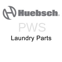 Huebsch Parts - Huebsch #03673 Washer/Dryer NUT HEX 10-24 MACH-UNC-ZNC PLT