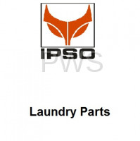 IPSO Parts - Ipso #111/10150/00 Washer FRONT PANEL ALMOND HORECA ROUN