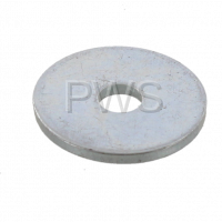 Unimac Parts - Unimac #26509 Washer/Dryer WASHER,FLAT (.271 ID X 1.105 OD X .095)