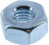 Unimac Parts - Unimac #35423 Washer NUT HEX 10-32SMACH-UNF-ZNC SPL