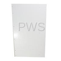 Huebsch Parts - Huebsch #44000001WP Dryer PANEL FRONT LINT 50/75-EMB PKG