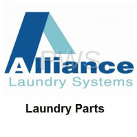 Alliance Parts - Alliance #44013302 Dryer COVER CONTROL SS RT 120/170