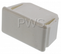 Huebsch Parts - Huebsch #44057801W Dryer PLUG SWITCH HOLE