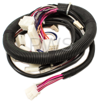 IPSO Parts - Ipso #44137401P Dryer HARNESS MAIN 50/75 (ER) PKG