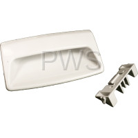Alliance Parts - Alliance #510103WP Washer/Dryer KIT DOOR PULL AND WEDGE