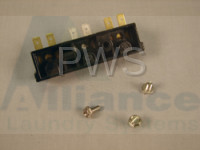 Cissell Parts - Cissell #510190P Washer/Dryer ASSY TERMINAL BLOCK W/SCREWS