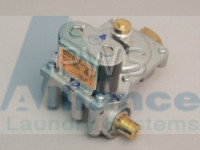 Speed Queen Parts - Speed Queen #510506P Washer/Dryer ASSY VALVE-GAS-SGL-120/60 PKG