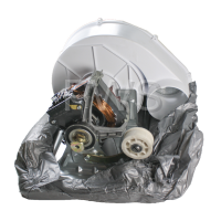 Huebsch Parts - Huebsch #510717P Washer/Dryer KIT BLOWER AND FAN-120/60