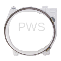 Speed Queen Parts - Speed Queen #511033WP Washer/Dryer ASSY BULKHEAD-FRONT-WHITE PKG