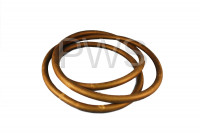 IPSO Parts - Ipso #511056 Washer/Dryer SEAL FRONT PANEL