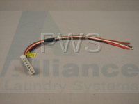 Huebsch Parts - Huebsch #511478 Washer/Dryer HARNESS JUMPER