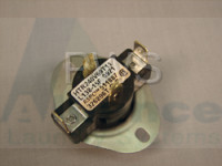 Speed Queen Parts - Speed Queen #511887 Washer/Dryer THERMOSTAT TAN/WHT