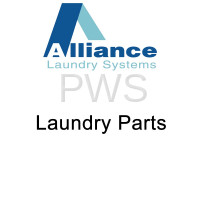 Alliance Parts - Alliance #70121301W Dryer PANEL CONT-FLT TP SQ 35 EMB