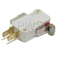 Cissell Parts - Cissell #70125101 Dryer SWITCH DOOR-EU
