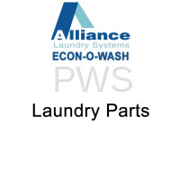Econo-Wash Parts - Econo-Wash #70176304 Dryer ASY# FRONT PANEL 350 CARD SS