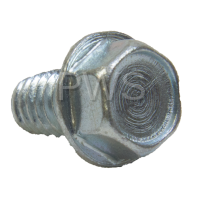 Huebsch Parts - Huebsch #70187201 Dryer SCREW #12-24X.38 HXHD TYPE T
