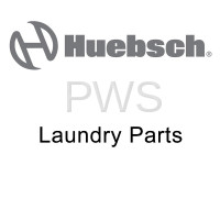 Huebsch Parts - Huebsch #70214101 Washer NIPPLE PIPE BLKIRN 1/2NPTX12.0