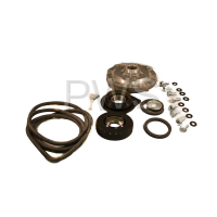 Unimac Parts - Unimac #766P3A Washer KIT HUB & LIP SEAL