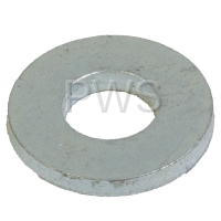 Cissell Parts - Cissell #800465 Washer/Dryer WASHER,FLAT (#12 STD TYPE A)