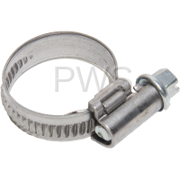IPSO Parts - Ipso #802164 Washer/Dryer CLAMP HOSE #8 HIGH STRENGTH