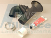IPSO Parts - Ipso #985P3 Washer/Dryer KIT DRAIN FOREIGN OBJECT TRAP