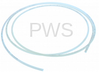 Unimac Parts - Unimac #C000628P Washer TUBING NYL .25OD CLR 10 FT LNG