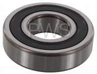 Cissell Parts - Cissell #F100136P Washer/Dryer BEARING 6307 2RS C3 PKG