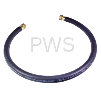 Speed Queen Parts - Speed Queen #F200185 Washer HOSE WTR 1X60 FXF CPLG