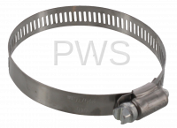 IPSO Parts - Ipso #F200213 Washer CLAMP HOSE #40