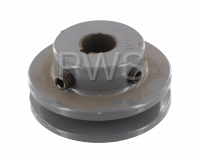 Alliance Parts - Alliance #F280170 Washer SHEAVE 1GRV-3V-2.65 OD .625 ID