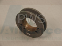Huebsch Parts - Huebsch #F280416 Washer SHEAVE 1GRV-3V-2.65 OD-JA