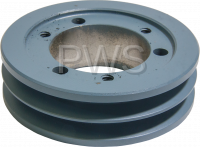 Unimac Parts - Unimac #F280422P Washer PULLEY 2GR3V3.65SH PKG