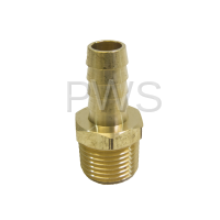 IPSO Parts - Ipso #F421930 Washer BARB BRS HOSE 1/2X1/2