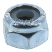 IPSO Parts - Ipso #F430232 Washer/Dryer NUT FIBER LOCK PLTD 8-32