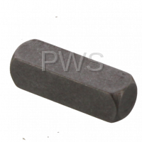 Alliance Parts - Alliance #F430801 Washer KEY PLN 3/8X1-1/4 SQ BASKET