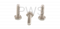 Unimac Parts - Unimac #F430906 Washer SCREW HH SS 1/4-20X7/8